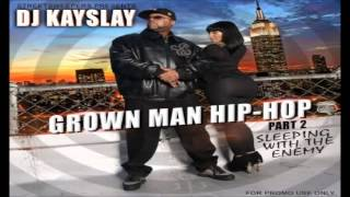 DJ Kay Slay - Violent Music (Remix) (feat. Bun B, Busta Rhymes, DJ Paul & Gunplay)