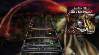 Avenged Sevenfold - Betrayed (Drum Chart)