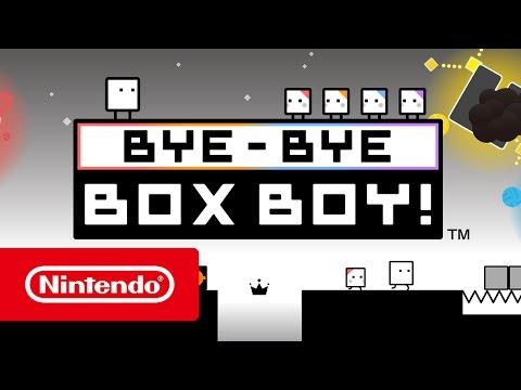 BYE-BYE BOXBOY! – Trailer (Nintendo 3DS) thumbnail