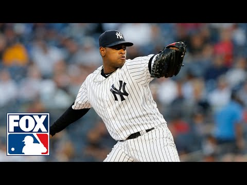 Are the Yankees better than the Astros with Luis Severino in the rotation? | MLB WHIPAROUND