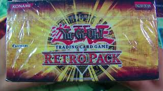 Best Yugioh 2008 Retro Pack 1 Booster Box Opening Ever! $5,000 BOX!!