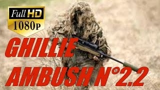 preview picture of video 'N°2.2 Airsoft Ghillie-Suit Ambush - GoPro Hero 3 Black'