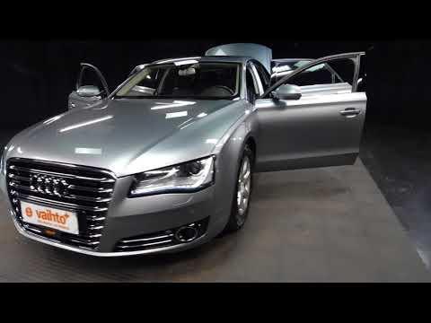 Audi A8 Lang 3,0 V6 TDI quattro A S-Stop Exec, Sedan, Automaatti, Diesel, Neliveto, GJZ-742