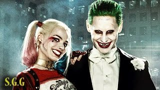 Joker And Harley Quinn Mad Love Or Just Mad
