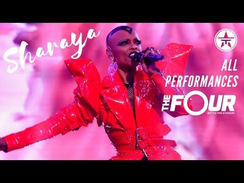 Sharaya J: All Performances On 'The Four' Season 2