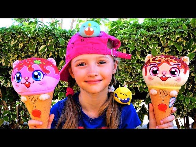 Ароматна Іграшка-Повторюшка - Морозиво Беккі Беррі