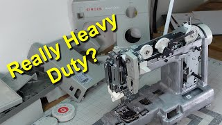 Singer Heavy Duty, Most In-Depth Review on the Internet. No Really, I'm Not Joking.