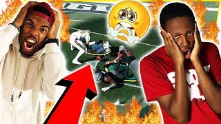 THE HEAT IS ON! WHAT A GAME CHANGING PLAY!! - MUT Wars Season 2 Ep.46
