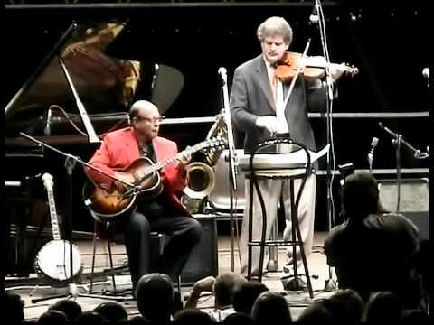 ANDY STEIN (violin) & LINO PATRUNO (guitar)