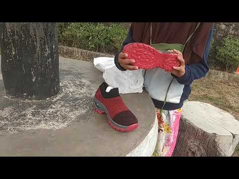 Beli online sepatu baru