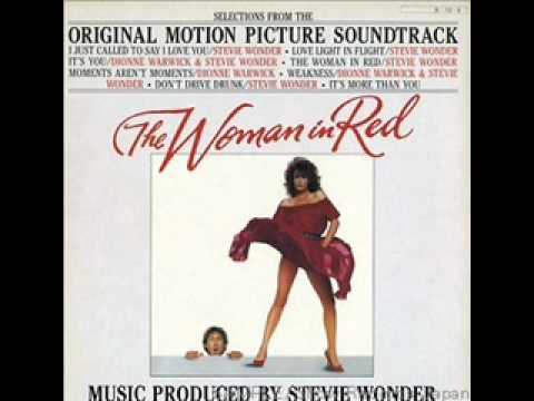 The Woman In Red - Moments Aren't Moments