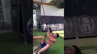 Tony Labrusca IG Live: Work Out