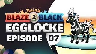 Zebstrika  - (Pokémon) - zebstrika is a giraffe - Pokémon Blaze Black 2 Egglocke w/ Supra! Episode #07