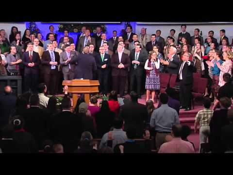"""He Rose"" – FAC Sanctuary Choir"