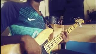 Dr. Tumi - Wafika Live (Bass Cover)
