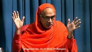 Bhagavad Gita Chapter 11 Verses 49-52