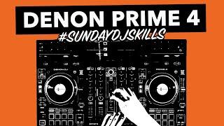EDM & House Mix – Denon DJ Prime 4