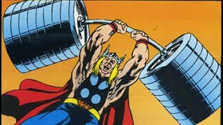 Top 10 Physically Strongest Characters (in a Bad way)