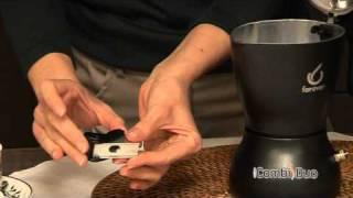 Cappuccinokocher-Espressokocher