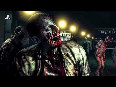 Resident Evil 2 Remake E3 Trailer