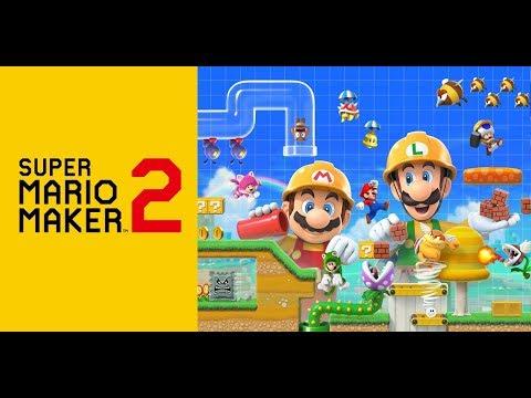 Super Mario Maker 2 - ( Part 20 )