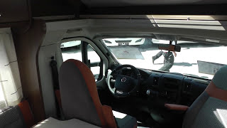 preview picture of video 'Fiat Wohnmobil Dethleffs Esprit T 7150-2 EB'