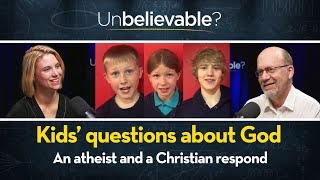 Kids' Questions About God   A Christian And Atheist Respond. David Robertson & Hannah Timson