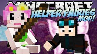 Minecraft | HELPFUL FAIRIES MOD! (Beautiful Little Helpers!) | Mod Showcase