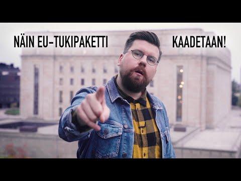 Suomelle kallis EU-tukipaketti voidaan kaataa