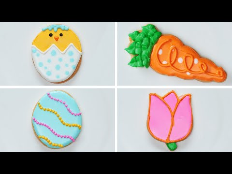 Easter Cookie Decorating To Soothe Your Soul