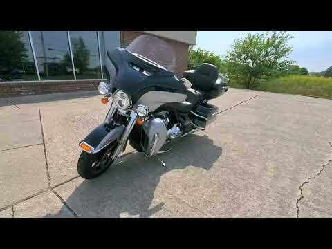 2019 Harley-Davidson Electra Glide® Ultra Classic® in Ames, Iowa - Video 1