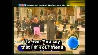 Draw Me Close To You - Donnie Mcclurkin (Lyrics) True Spirit Worship