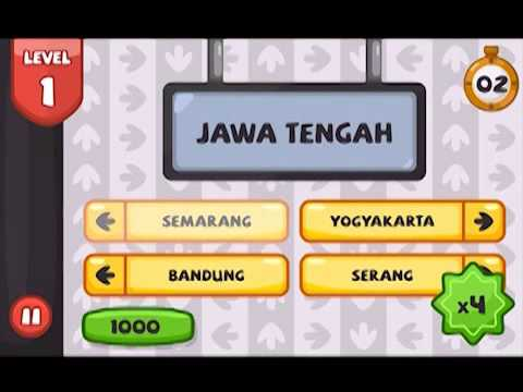 Video of Game Anak Geograpiea Indonesia