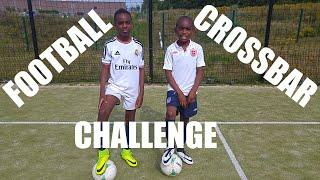 Download Video FOOTBALL: Crossbar Challenge & Entraînement | K-Boyz TV MP3 3GP MP4