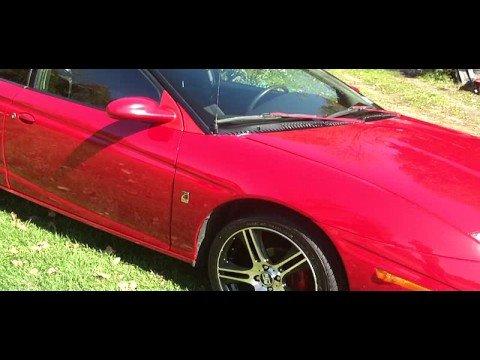 my 2001 saturn sc2 wheel etc exterior only