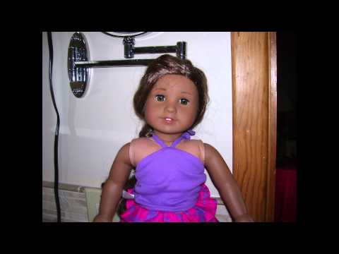 My American Girl Dolls as of July 31, 2013