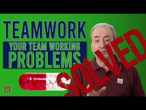 Teamwork: Your Team Working Problems Solved - YouTube