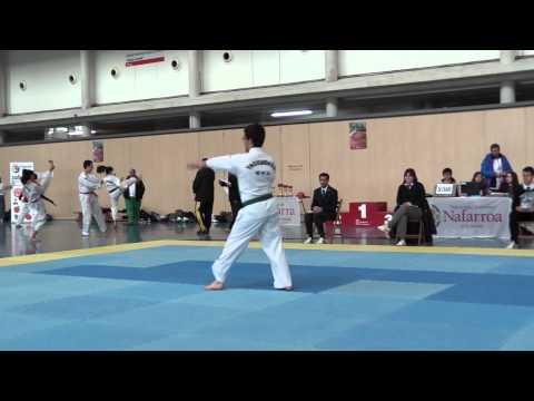 Taekwondo Cto. Navarro Poomsae (4)