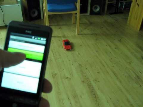 Video of BluCar