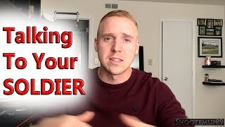 How You Will Talk To Your Soldier At Army Basic Training