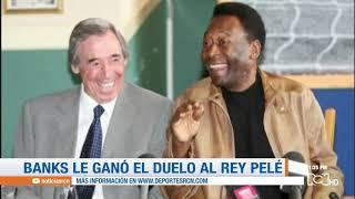 Falleció Gordon Banks, El Arquero De La Inolvidable Atajada A Pelé