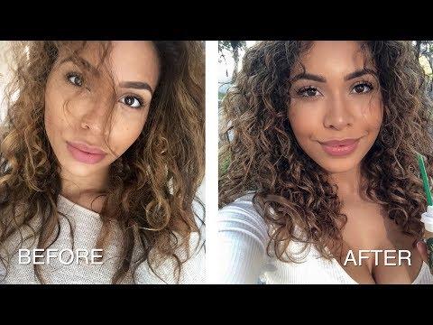 Hair Spray mula sa Avon aprikot at punungkahoy ng syi mantikilya review