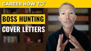 Cover Letter Templates: Learn To Boss Hunt With These Samples