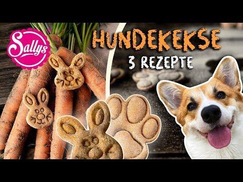 Hundekekse aus Babynahrung/ Karotte, Kartoffel und Rind