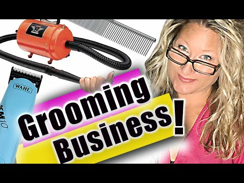 , title : 'RUN a DOG GROOMING Business the RIGHT Way