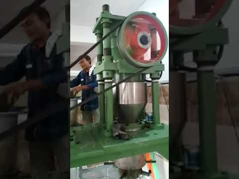 Gold Finger Extruder Machine