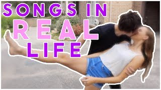 SONGS IN REAL LIFE | Amber Reynoldson