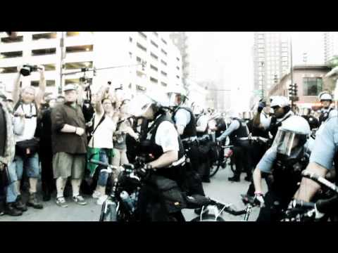 Occupy NATO Chicago featuring Ready to Go by Pound of Flesh (Explicit)