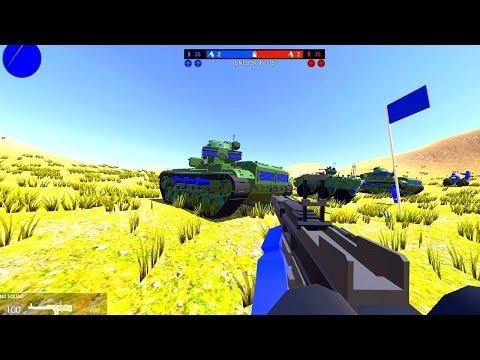 RAVENFIELD BUILD 16 | Gameplay Walkthrough # 5 | Nerf gun vs Tank | Helicopter | Playgame PC