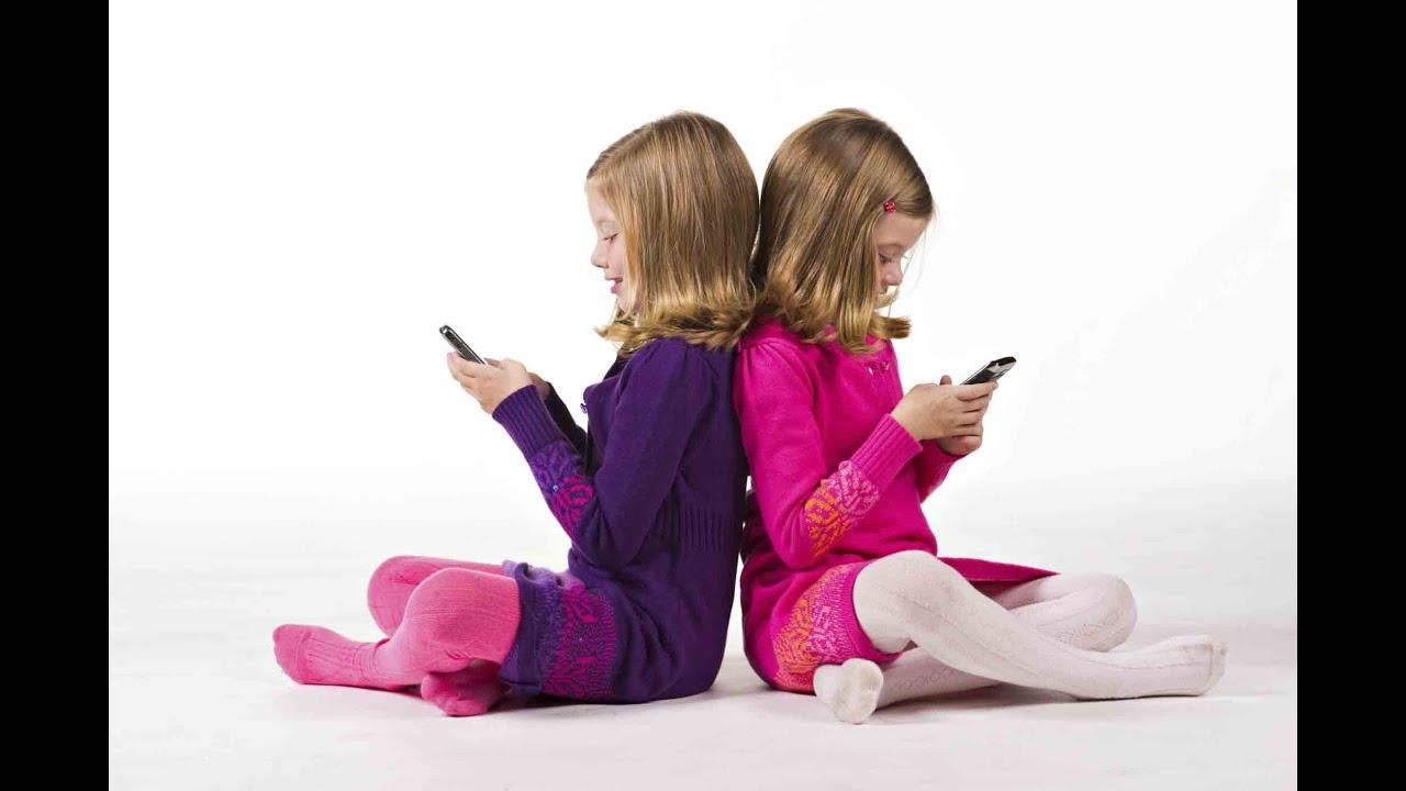 Los niños en las redes sociales. Seguridad de los niños en internet.